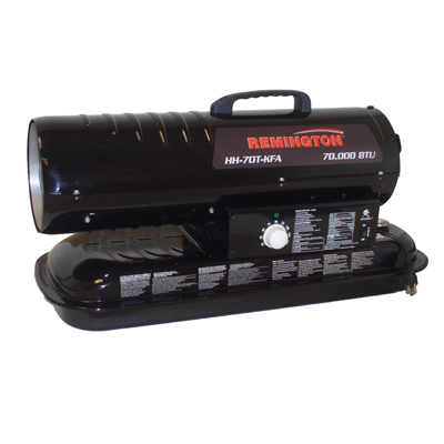 hh-70T-kfa Remington kerosene heater